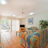 Villa, 1 habitación, con vista al jardín - Sala de estar