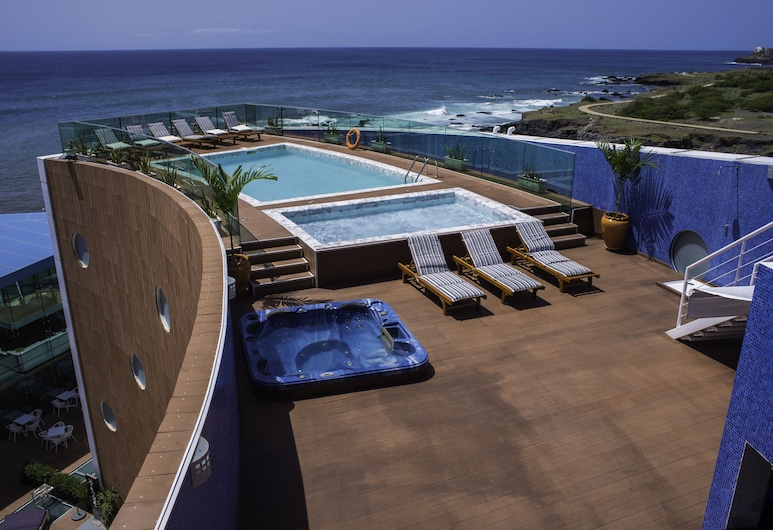 Hotel Vip Praia, Praia, Standardzimmer, Meerblick, Strand-/Meerblick
