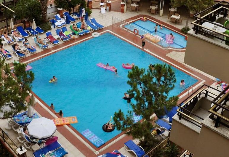 Orient Suite Hotel, Alanya, Açık Yüzme Havuzu