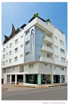 布卡拉曼加布埃納維斯塔快捷酒店的圖片