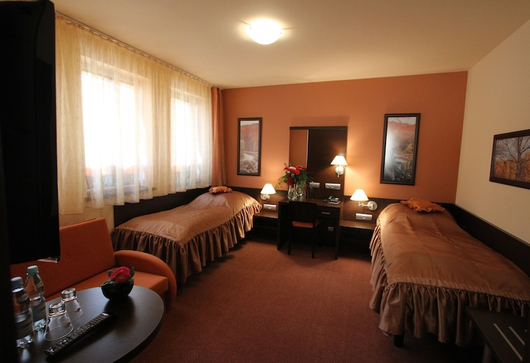 Hotel Na Rogatce, Lublin, Chambre Double ou avec lits jumeaux, Chambre