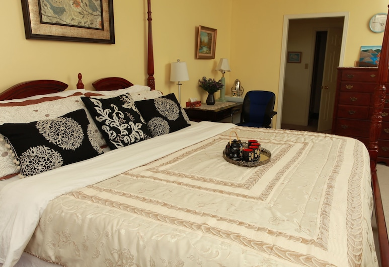 Amanda's Bed and Breakfast, Markham, Classic-Zimmer, 1King-Bett, Zimmer