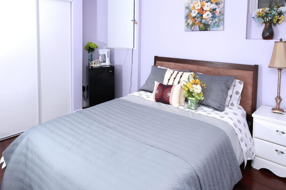Standardní pokoj, dvojlůžko (180 cm), soukromá koupelna (Downstairs Location) - Pokoj