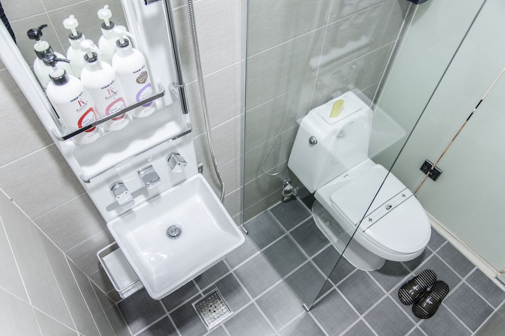 Štandardná dvojlôžková izba, súkromná kúpeľňa - Kúpeľňa