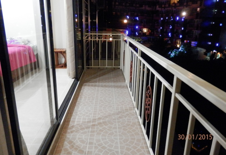 Ban Patong Residence, Patong, Executive Room (Twin), Terrace/Patio