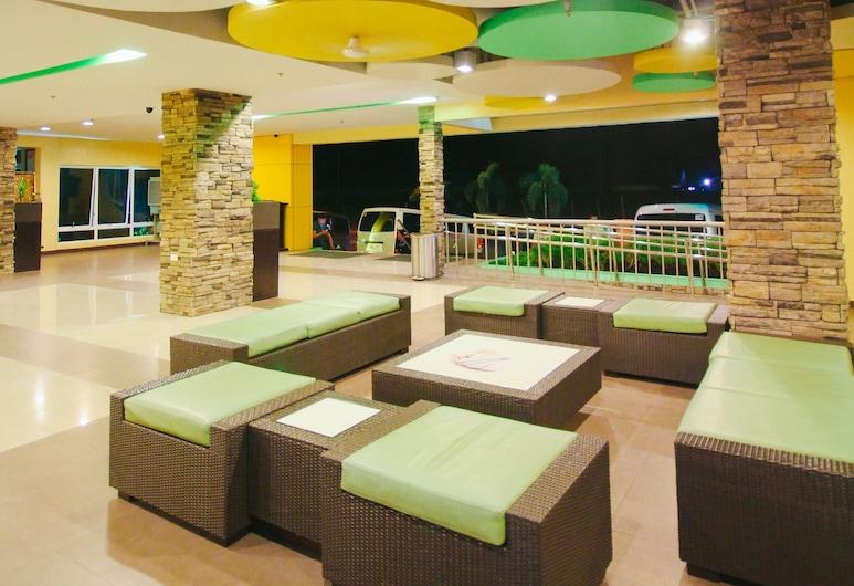 Go Hotels Dumaguete, דומאגטי, אזור ישיבה בלובי