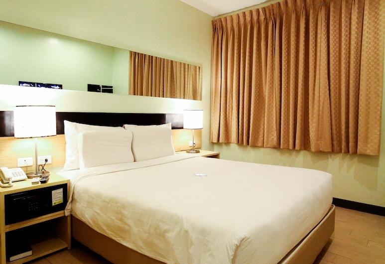 伊洛伊洛啟航酒店, 伊洛伊洛, 標準雙人房, 1 張加大雙人床, 客房
