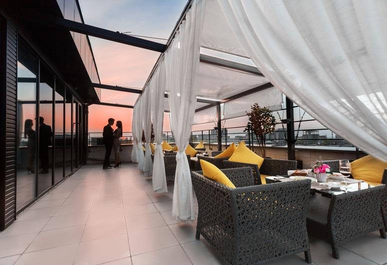 Ambassador Hotel, Bishkek, Terrace/Patio