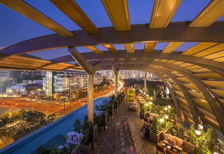 JW Marriott Hotel Singapore South Beach, Singapore, Terrace/Patio