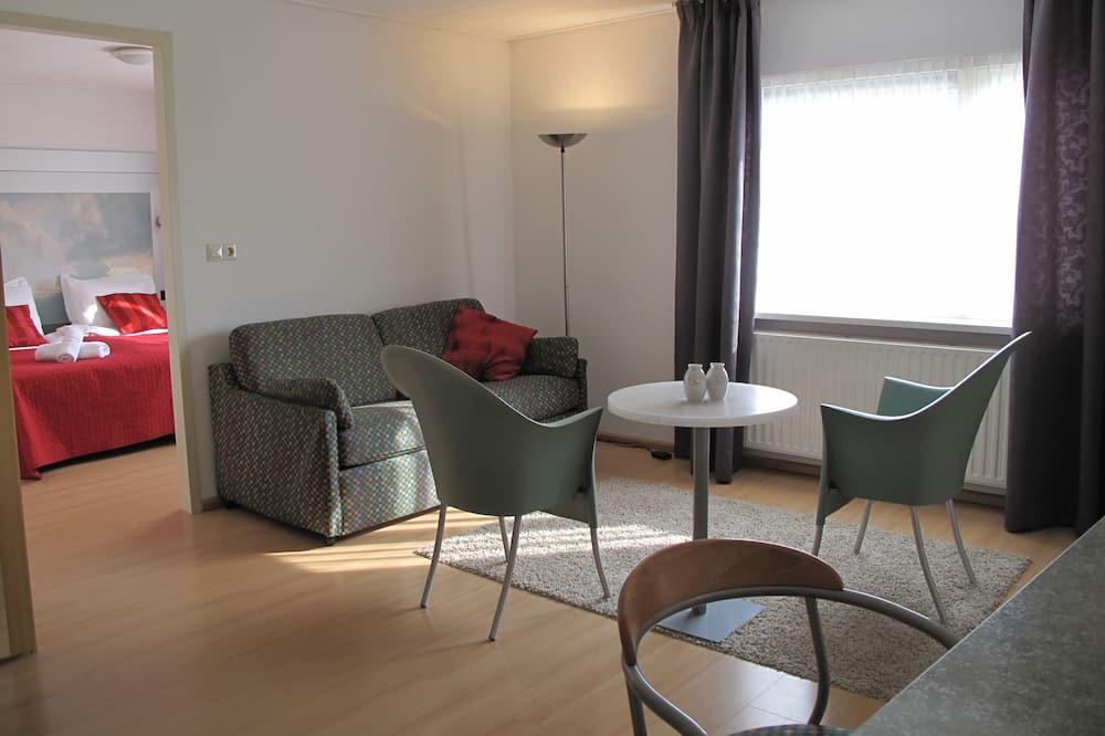 Comfort Studio Suite, 1 Bedroom - Living Area