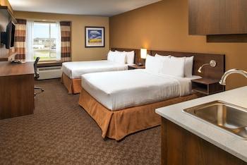 Picture of Microtel Inn & Suites by Wyndham Red Deer in Red Deer