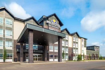 Φωτογραφία του Microtel Inn & Suites by Wyndham Red Deer, Red Deer