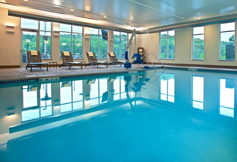 Hyatt Place Pittsburgh South/Meadows Racetrack & Casino, Washington, Piscina cubierta