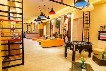 Picture of Full Moon Design Hostel Budapest in Budapest