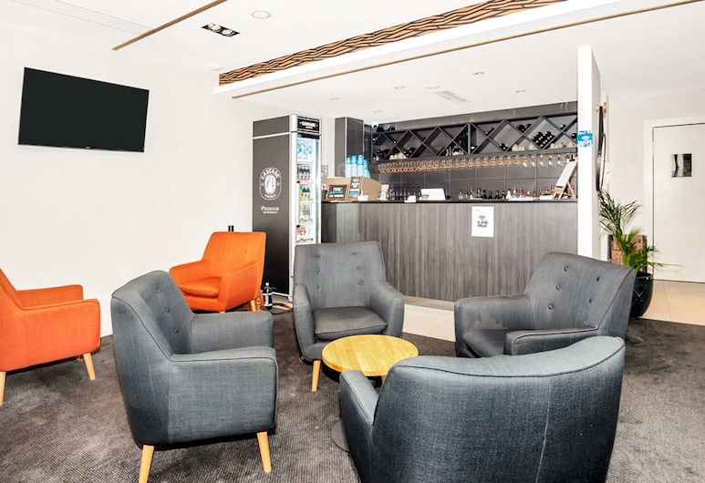 Clarion Hotel Townsville, Townsville, Bar del hotel