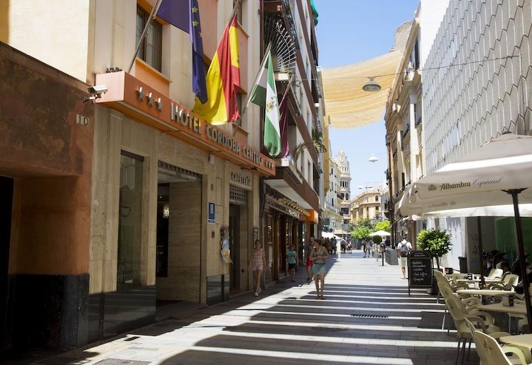 Hotel Córdoba Centro, Córdoba, חזית המלון