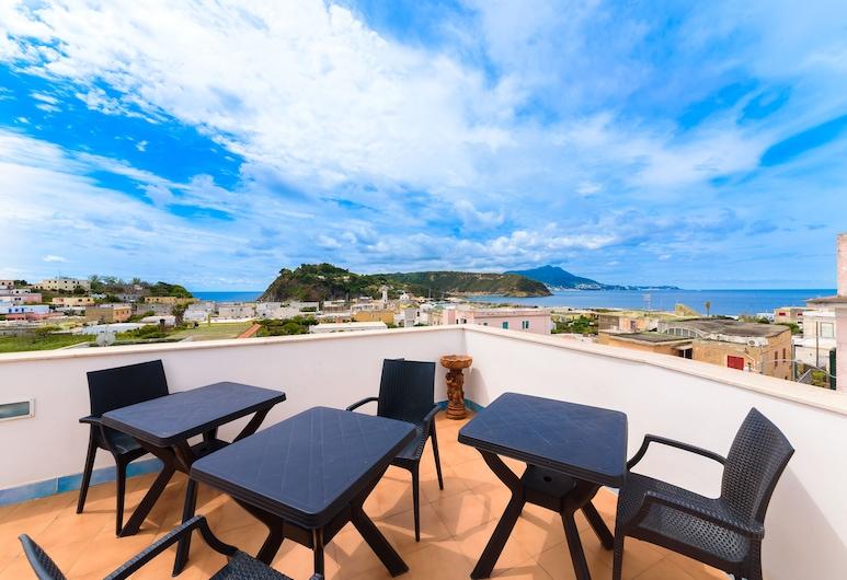 Hotel Celeste, Procida, Terrazza/Patio