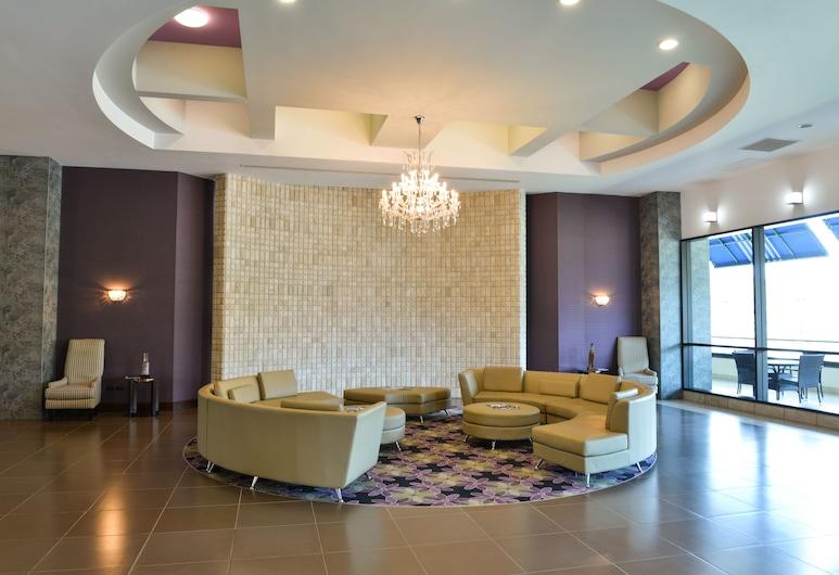 Hotel Plaza Juan Carlos, Tegucigalpa, Sitzecke in der Lobby