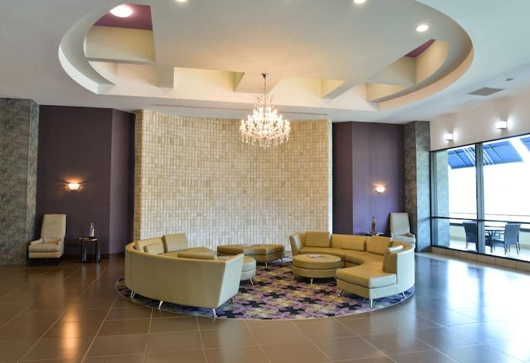 Hotel Plaza Juan Carlos, Tegucigalpa, Zitruimte lobby