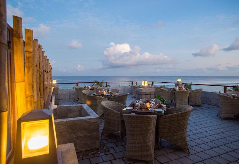 Hotel Ocean Grand at Hulhumale, Hulhumalé, Outdoor Dining