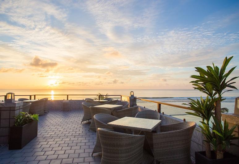 胡爾胡梅勒海洋大酒店, 胡魯馬利, 陽台