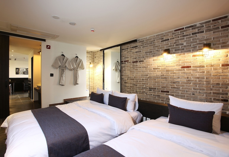 S& Hotel, Daejeon, AMAR Suite , Phòng