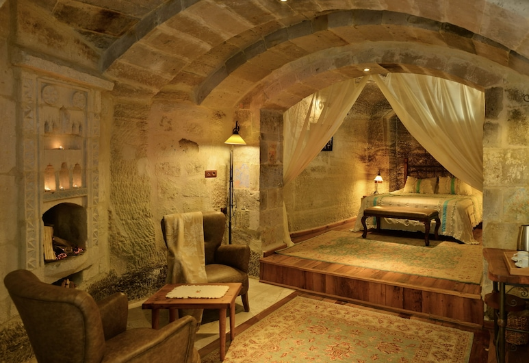 Terra Cave Hotel, Nevsehir, Superior Cave Suite, Guest Room