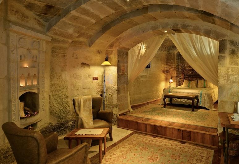 테라 케이브 호텔, 네브셰히르, Superior Cave Suite, 객실