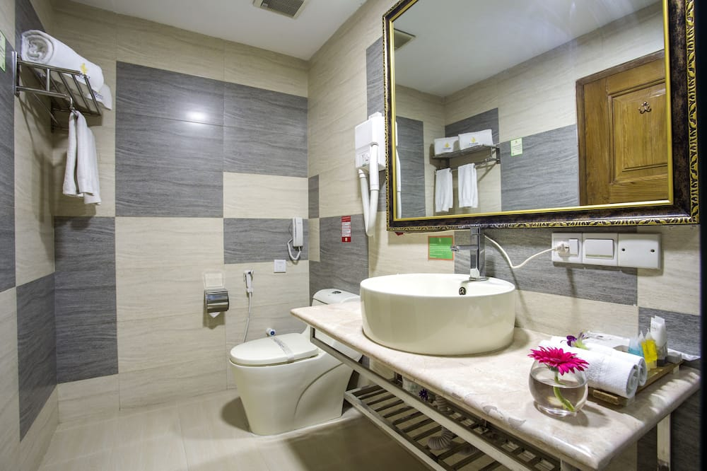 Superior Single Room - Bilik mandi