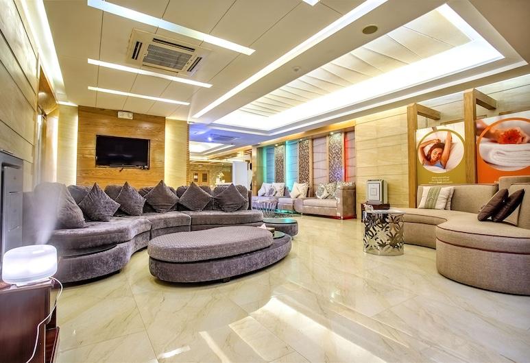 Ascott Palace Dhaka , Dhaka, Sala de Estar do Lobby