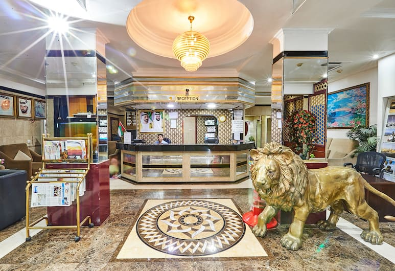 West Hotel, Dubajus, Registratūra