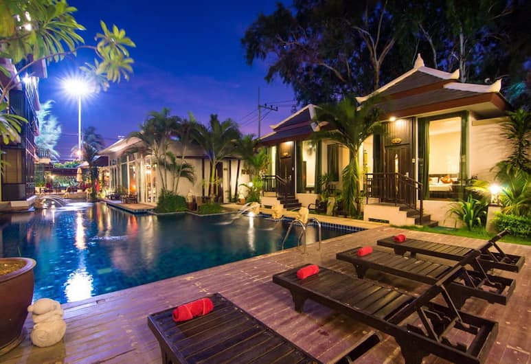 Royal Heritage Pavillion, Pattaya, Pool