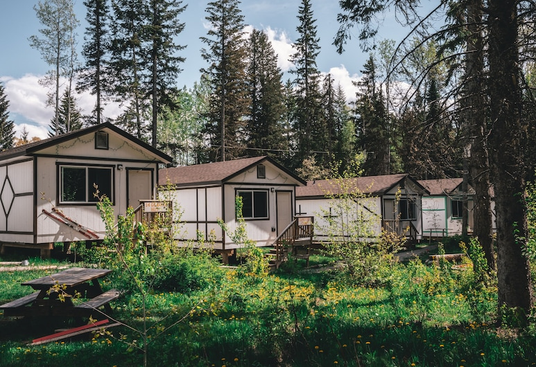 Mountain View Cabins, Golden