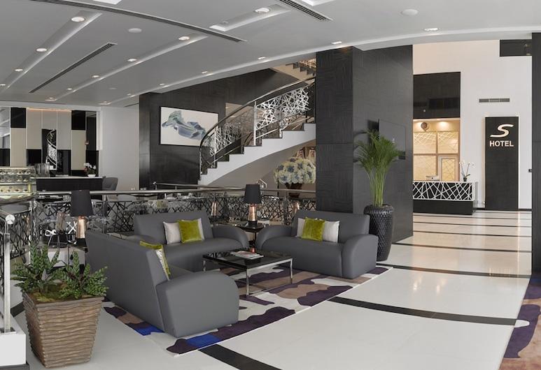 S Hotel Bahrain, Manama, Sohvabaar fuajees