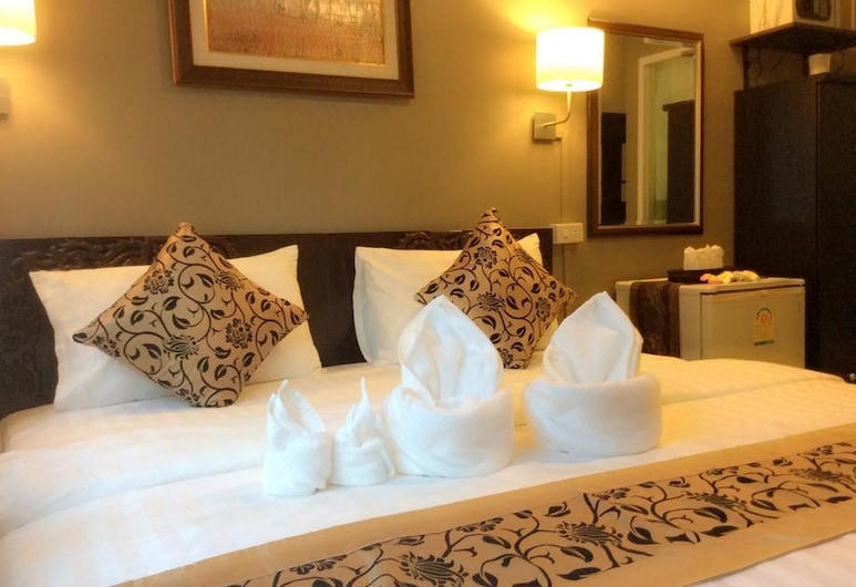 Naturbliss Boutique Residence, Bangkok, Superior Deluxe Double Room (2 people stay), Oda