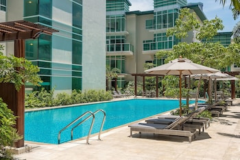 Φωτογραφία του Aruga Apartments by Rockwell Makati, Μακάτι