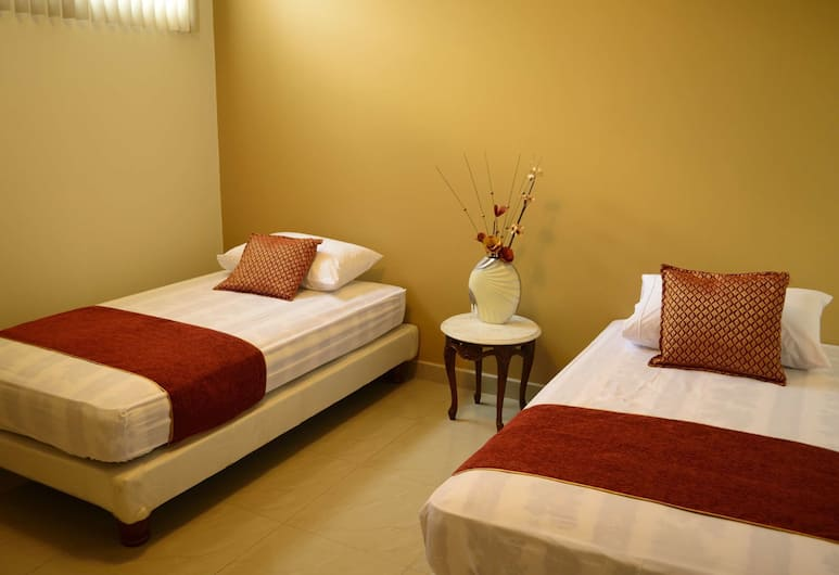 Seymour Guest House, Guayaquil, Chambre Triple, Chambre