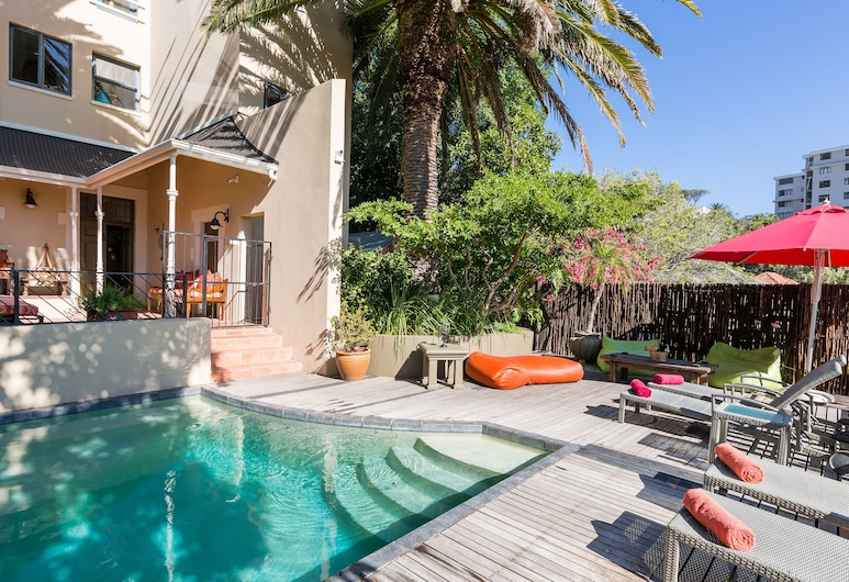 Rosedene Guest House, Cape Town, Studio room, Garden View