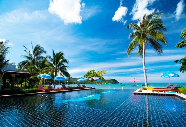 スター ライト リゾート, Ko Pha-ngan, 屋外プール