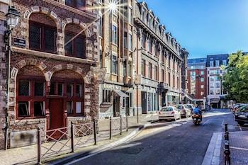 Lille bölgesindeki Hotel Saint Maurice resmi
