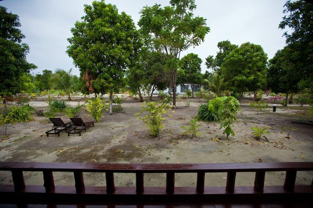 Vila, dvojlůžko nebo dvě jednolůžka, výhled do zahrady (Garden) - Balkón