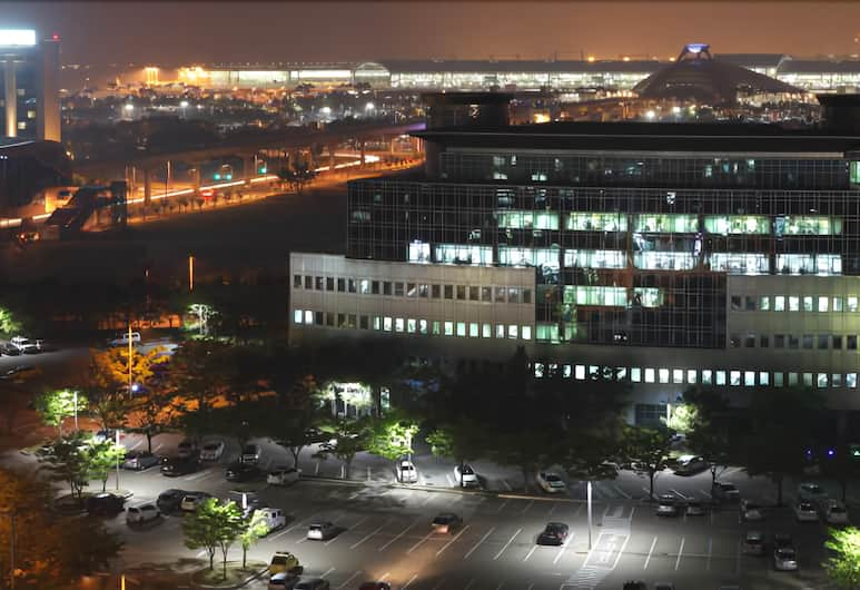 Numberone Residence, Incheon, View from Hotel