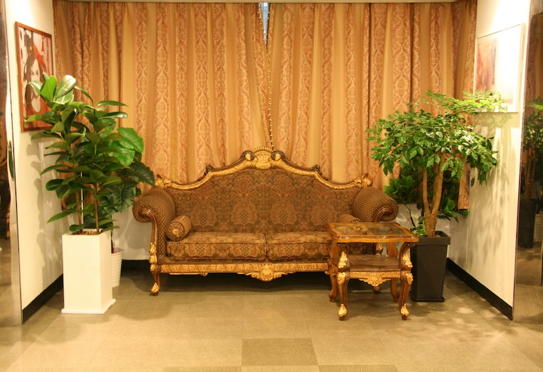 Numberone Residence, Incheon, Lobby Sitting Area