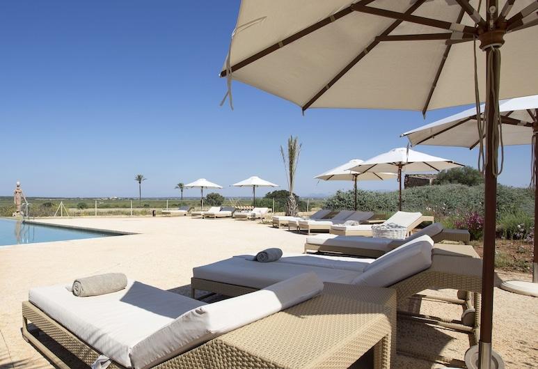 Fontsanta Hotel Thermal Spa & Wellness- Adults Only, Campos, Vonkajší bazén
