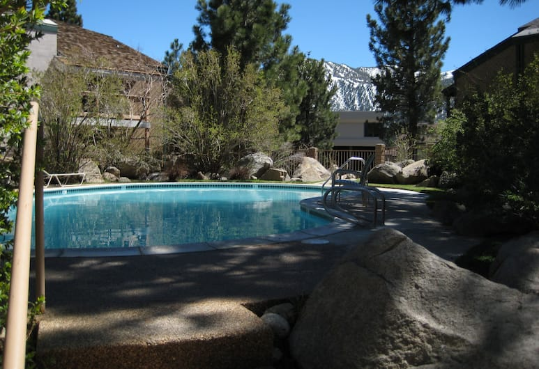Sherwin Villas by Mammoth Res Bureau, Mammoth Lakes, Piscina all'aperto