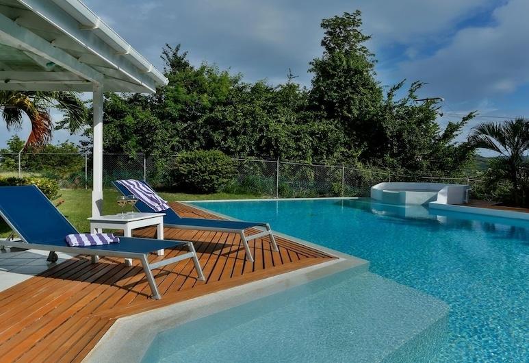 Villa Harmony, Gros Islet, Buitenzwembad