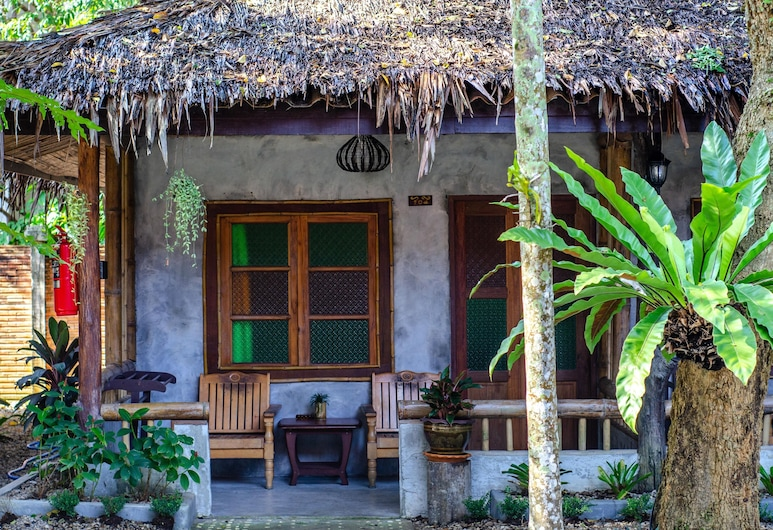 Aonang Guest Home, Krabi, Standard Bungalow, Terrace/Patio