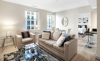 A(z) Global Luxury Suites at The White House hotel fényképe itt: Washington