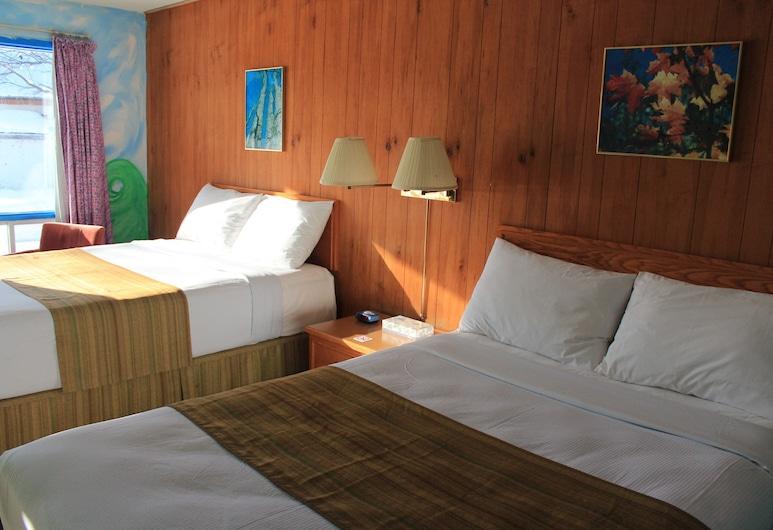 Algonquin Motel, Machar, Quarto Duplo Standard, Não-fumadores, Quarto