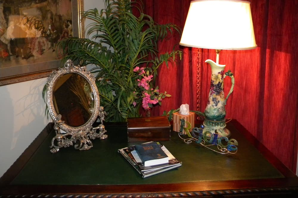 ห้องสวีท, เตียงคิงไซส์ 1 เตียง (Victorian Suite) - พื้นที่นั่งเล่น